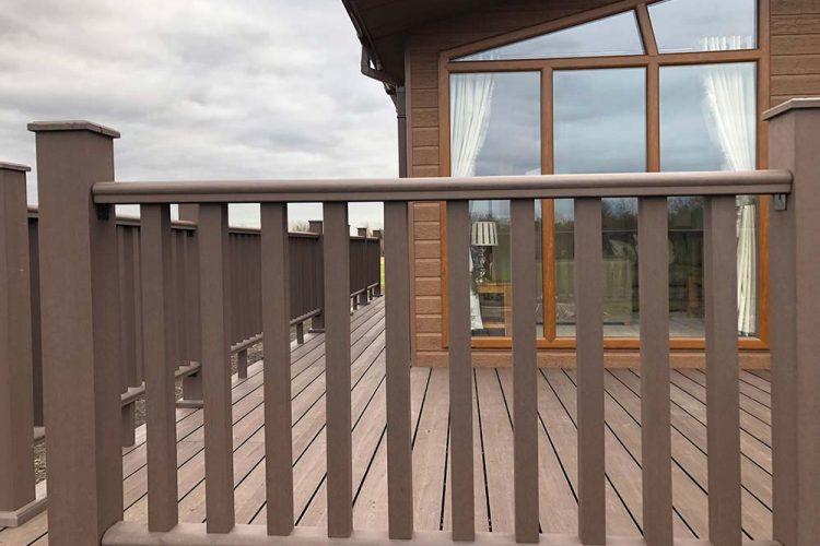 composite balustrades