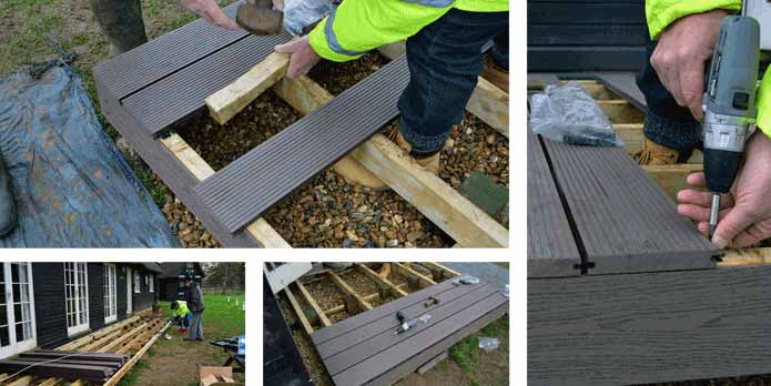 Composite Decking Reviews Uk