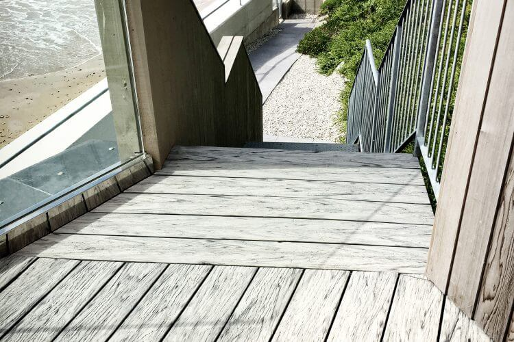 Heritage Driftwood Builddeck Composite Decking Pub