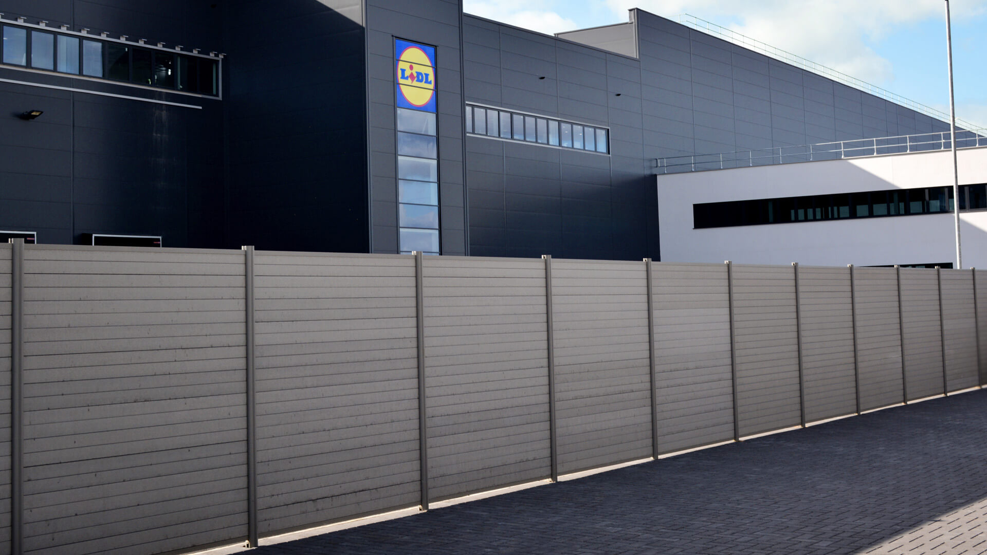 Composite Fencing Lidl Builddeck 2