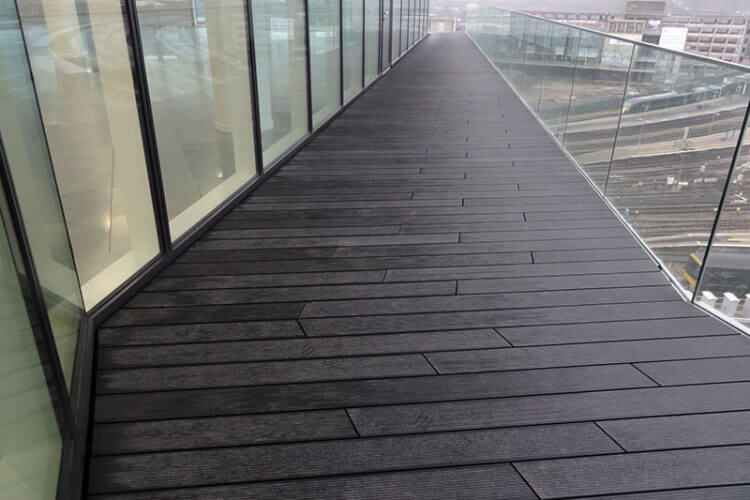 Glass Wharf Composite Decking Builddeck Balcony 4