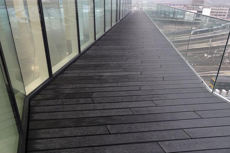 Glass Wharf Composite Decking Builddeck Balcony 4