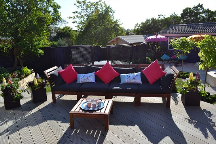Love Your Garden Alan Titchmarsh Composite Decking Builddeck 3