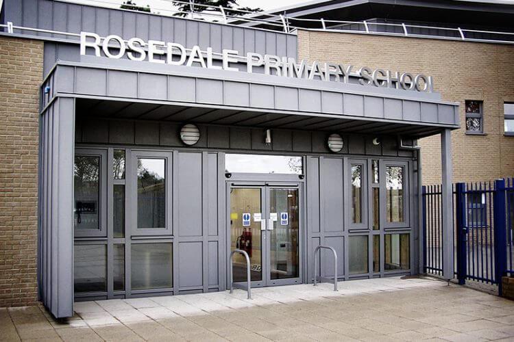 Rosedale Primary School Composite Cladding Builddeck 1