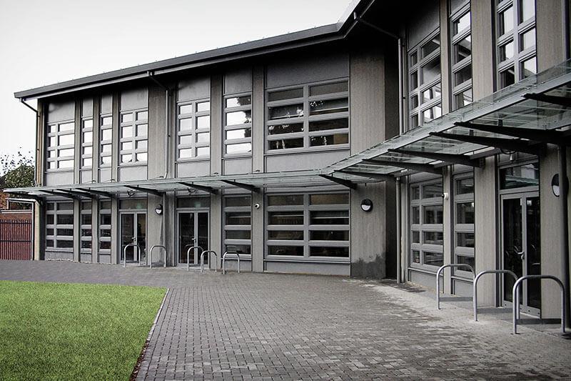 Rosedale Primary School Composite Cladding Builddeck 2