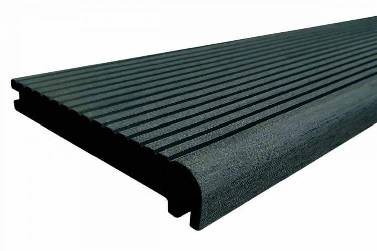 Builddeck Composite Step Board Ebony