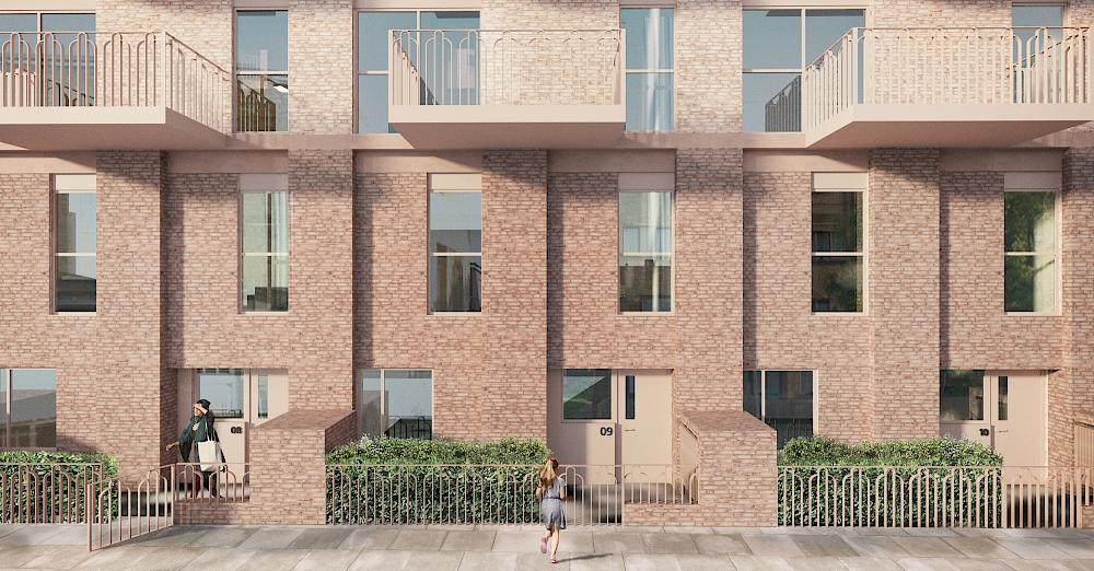 Low Slip Aluminium Balcony Decking - Welbourne