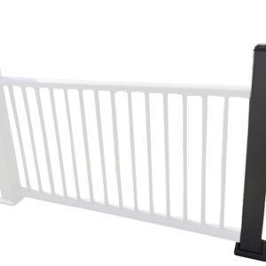 Balustrade End Post Builddeck Composite Decking