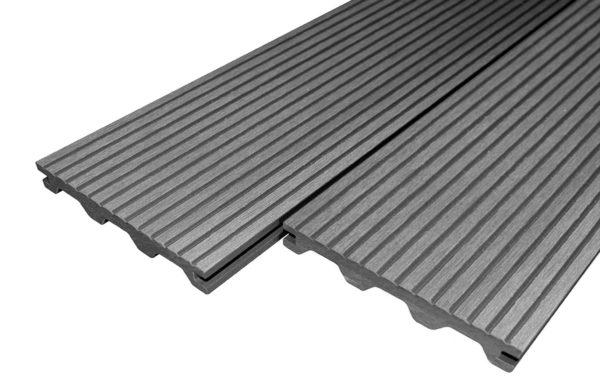 Grey Groove Victoria Builddeck Composite Decking