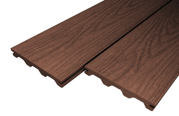 Redwood Woodgrain Victoria Builddeck Composite Decking