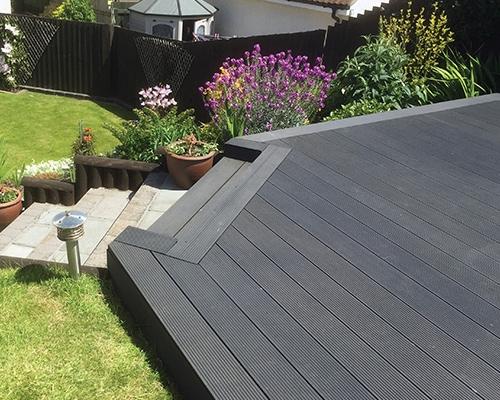 Victoria Garden Builddeck Composite Decking